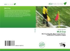 Bookcover of MLS Cup