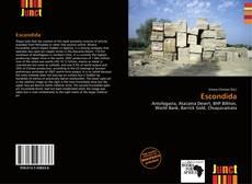 Buchcover von Escondida