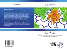 Bookcover of Galen Weston
