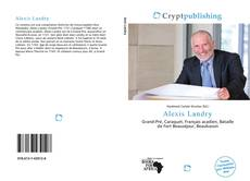 Bookcover of Alexis Landry