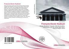 Couverture de François-Xavier Audouin