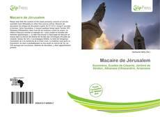Capa do livro de Macaire de Jérusalem
