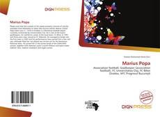 Buchcover von Marius Popa