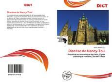 Portada del libro de Diocèse de Nancy-Toul