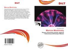 Bookcover of Marcos Moshinsky