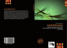 Bookcover of Jacob Bekenstein