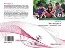 Обложка Microstigmus