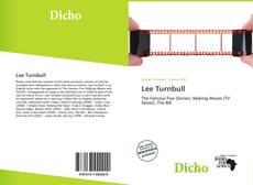 Lee Turnbull的封面