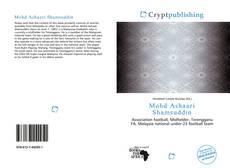 Couverture de Mohd Ashaari Shamsuddin