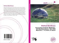 Couverture de Helmut Benthaus