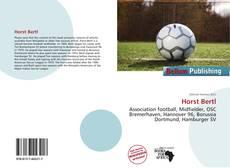 Capa do livro de Horst Bertl