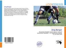 Buchcover von Jörg Berger