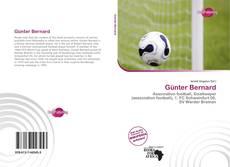 Bookcover of Günter Bernard