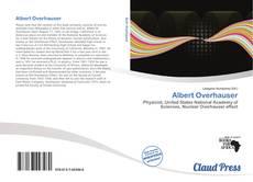 Buchcover von Albert Overhauser