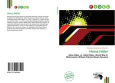 Bookcover of Heinz Hitler