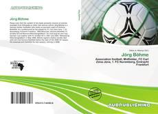 Buchcover von Jörg Böhme