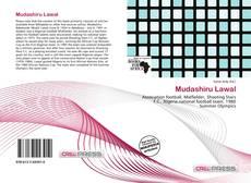 Couverture de Mudashiru Lawal