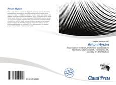 Bookcover of Anton Hysén