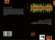 Buchcover von Colón, Entre Ríos