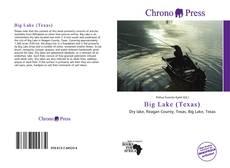 Copertina di Big Lake (Texas)