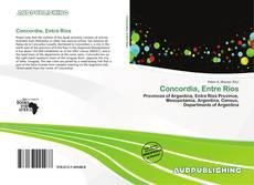 Buchcover von Concordia, Entre Ríos