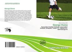 Couverture de George Owino
