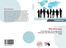 Mila Mulroney kitap kapağı