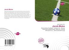 Bookcover of Jacob Mulee