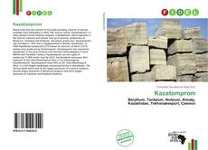Capa do livro de Kazatomprom