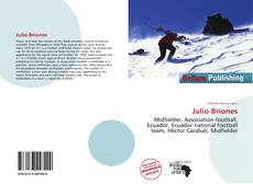 Couverture de Julio Briones