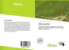 Bookcover of Cho Jun-Ho