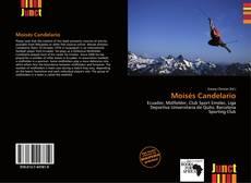 Capa do livro de Moisés Candelario