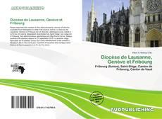 Bookcover of Diocèse de Lausanne, Genève et Fribourg
