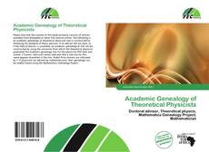 Bookcover of Academic Genealogy of Theoretical Physicists