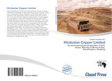 Hindustan Copper Limited kitap kapağı