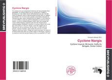 Bookcover of Cyclone Nargis