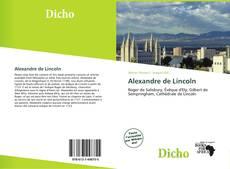 Bookcover of Alexandre de Lincoln