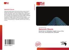 Bookcover of Heinrich Sturm