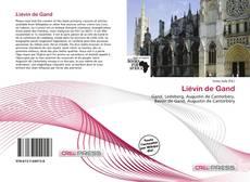 Capa do livro de Liévin de Gand