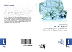 Bookcover of MOIL Limited