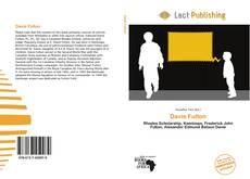 Buchcover von Davie Fulton