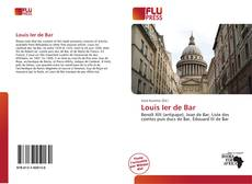 Bookcover of Louis Ier de Bar