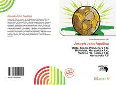 Capa do livro de Joseph John Aquilina