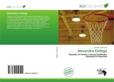 Bookcover of Alexandra College
