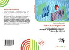 Bookcover of Aad Van Wijngaarden