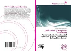 Portada del libro de Cliff Jones (Computer Scientist)