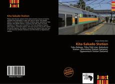 Kita-Sakado Station kitap kapağı