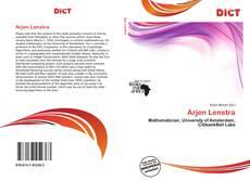 Portada del libro de Arjen Lenstra