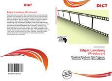 Edgar Lansbury (Producer) kitap kapağı