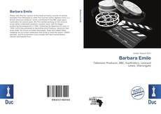 Buchcover von Barbara Emile